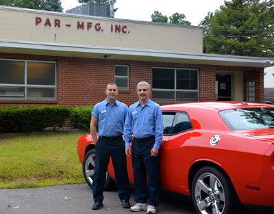 Owners of our machining company